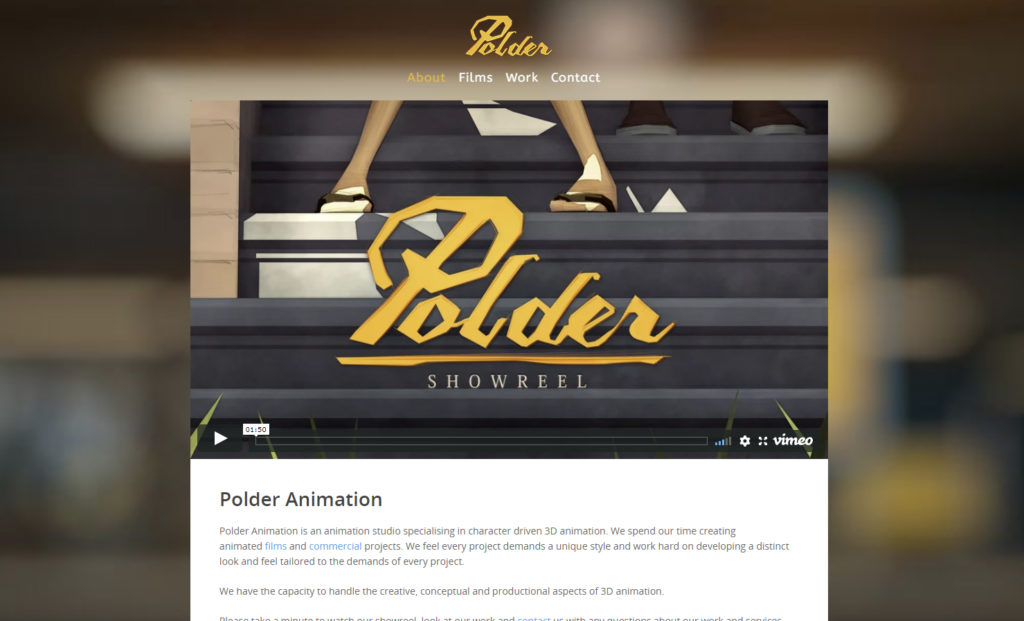 Polder Animation