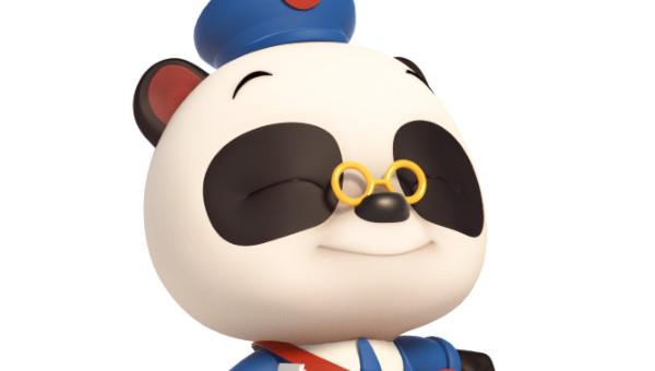 Dr. Panda Logo