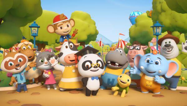 Dr. Panda TV series