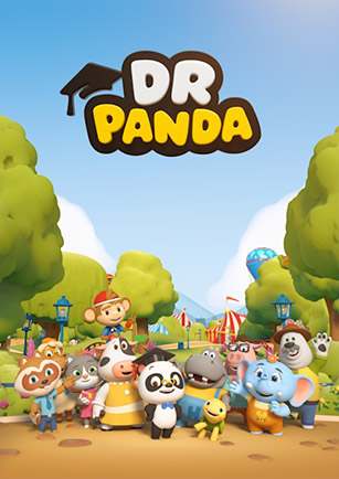 Dr. Panda TV series – posterItem