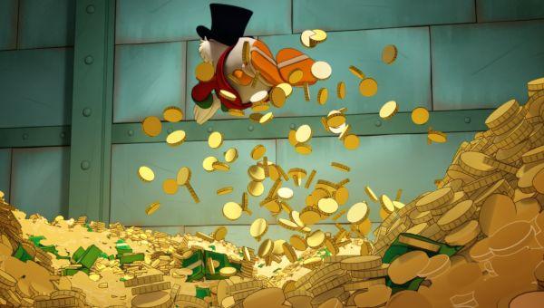 Duck World – Money Bin